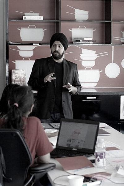 Harneet Singh Marketing Canada
